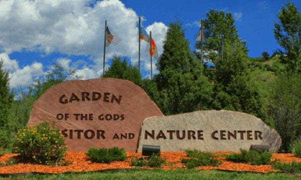 Garden of the Gods commercial landscaping project