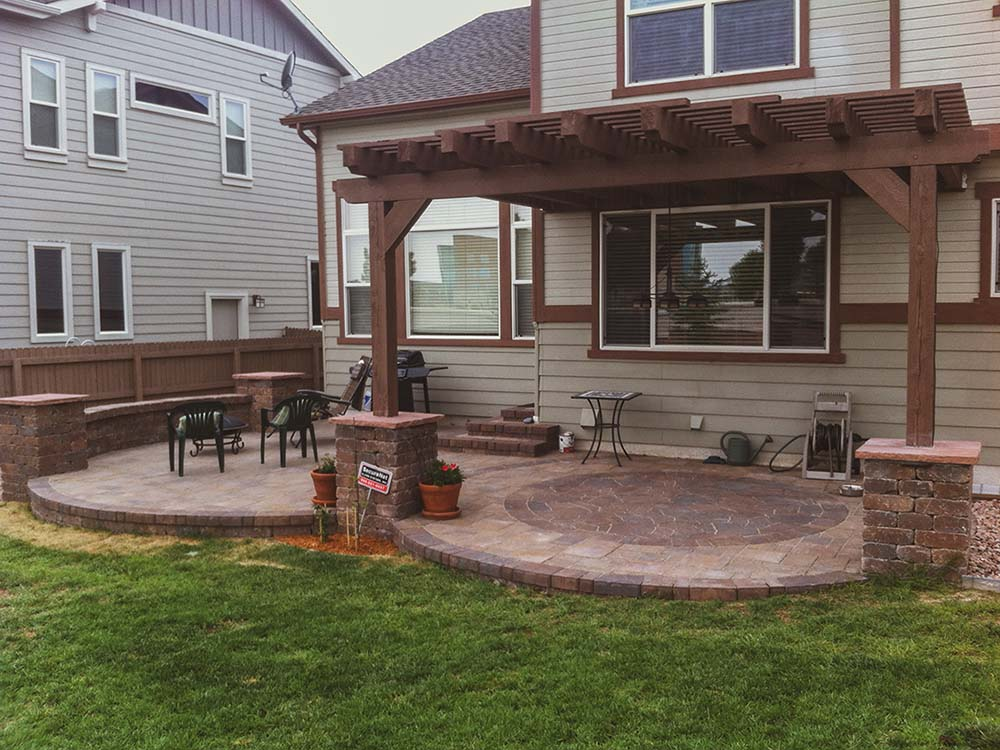 Patio After Picture In Colorado Springs
