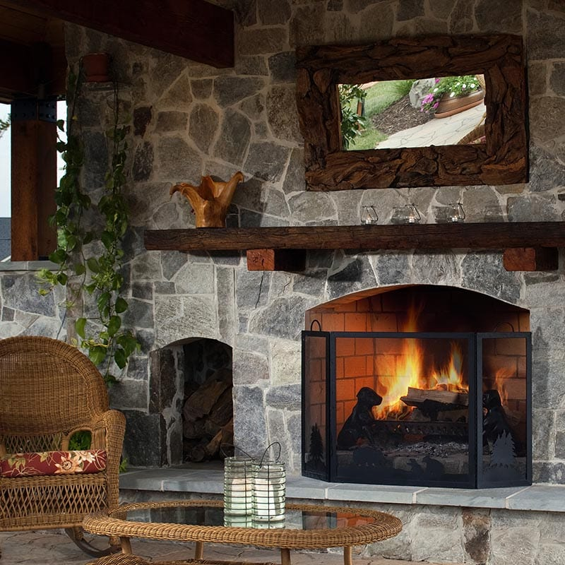 Outdoor-Fireplace-In-Colorado-Springs-CO